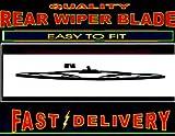 Lexus RX RX300 RX350 Rear Wiper Blade Back Windscreen Wiper 1997-2003