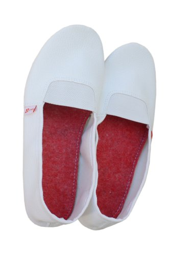 Gym shoes (Sports Slippers) for children, Color:White
