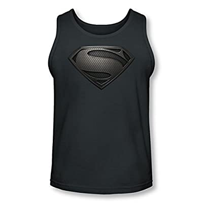 Superman Man of Steel Mos Desaturated Tank Top
