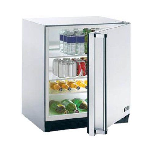 Lynx L24Ref Stainless Steel Compact Refrigerator, 5.5 Cubic Feet
