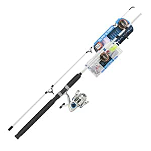 Ready 2 fish surf and pier combo with kit for Amazon fishing rods and reels