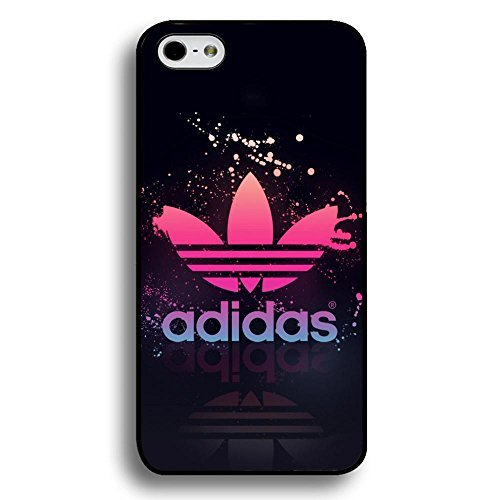 Adidas A Logo Phone Case Cover MK111 for Iphone 6/Iphone 6s Black Hard Case_Black