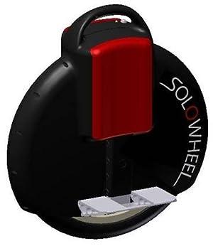 (潮流)世界上最小的单轮电动车 Solowheel,第三方$1770+21.49