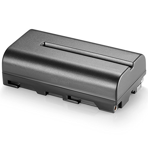 Neewer 174 High Capacity 2600mah Li Ion Battery Samsung Cell