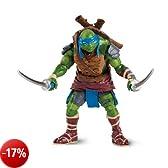 Playmates 90851 - Ninja Turtles Movie 2014 Leonardo Personaggio Basic, 11 cm