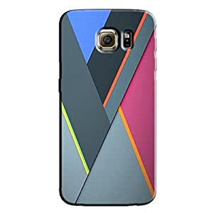 DIGITAL PATTERN 33 BACK COVER FOR SAMSUNG GALAXY S6