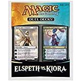 Magic The Gathering - 332496 - Jeu De Cartes - Elspeth Vs Kiora Duel Decks Thd - D6