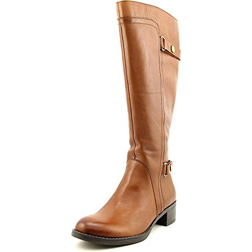 franco-sarto-crash-wide-calf-femmes-us-75-brun-botte