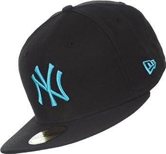 New Era Seasonal Basics NY Yankees casquette 6 7/8 black/vice
