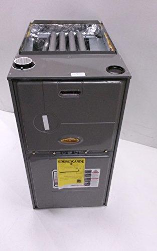 Rheem RGFG09EZCMS 90,000 BTU 95% Eff Modulating Upflow Gas Furnace Variable Speed (Gas Furnace Upflow Rheem compare prices)
