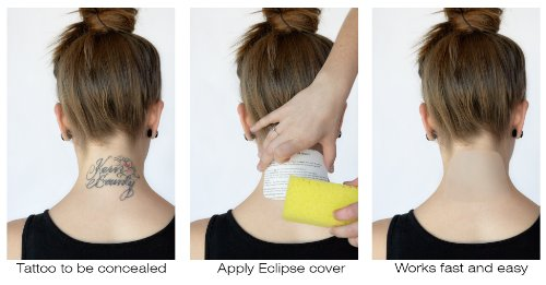 Tatjacket Eclipse Temporary Tattoo Covers (COMBO PACK)