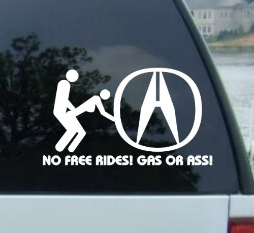 no-free-rides-decal-for-acura-mdx-rdx-rl-tl-tsx-zdx-cl-integra-legend-nsx-rsx-slx-tsx-vigor-vtec-4wd
