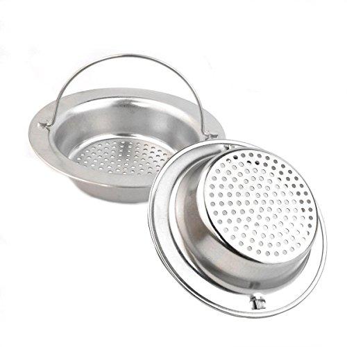 2pcs-kitchen-sink-strainer-sumersha-stainless-steel-trough-drain-kitchen-sink-strainer-large-wide-ri