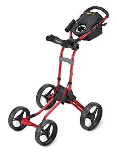 Bag Boy Quad Plus Push Cart by Bag Boy
