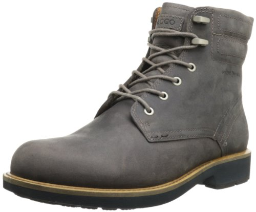 ECCO Shoes Mens Bendix Chukka Boots 53454402064 Stone 10.5 UK, 45 EU