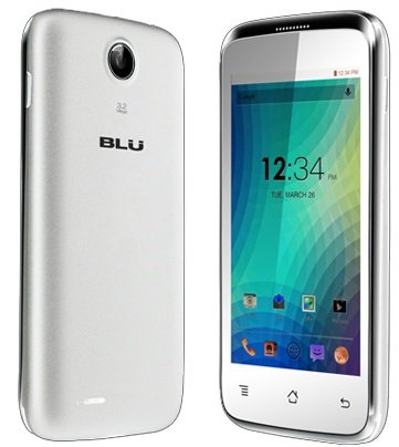 BLU Star 4.0 S410a Unlocked GSM Android 4.2 Smartphone