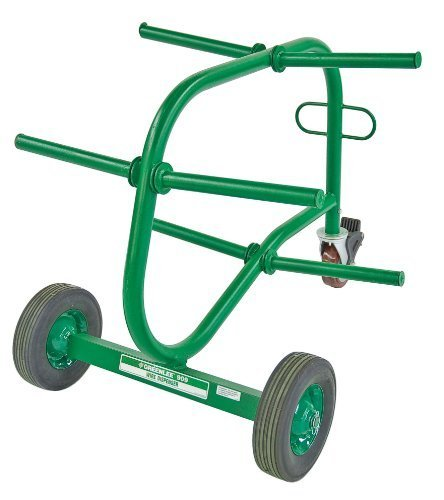 Greenlee 909 6-Spindle Wire Dispenser (Greenlee Tool Caddy compare prices)