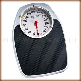 Buy low price metro 20044074 taylor bath scale analog - How to calibrate a bathroom scale ...