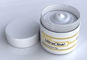 Ultraclear Acne Cream EXTREME - Top Selling UK Skin Treatment 99% Sure To Improve Your Acne, Spots & Blackheads by Venkman Industries Ltd