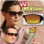 HD Readers- Black1.5