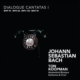 """Wachet auf ruft uns die Stimme, BWV 140: """"Wenn kömmst du, mein Heil"""" (Soprano, Bass)"""