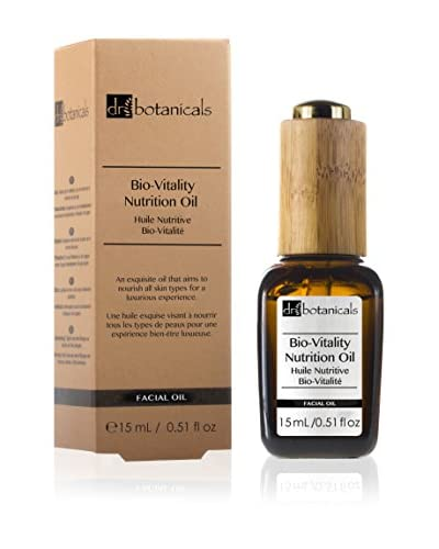 Dr Botanicals Aceite Facial Bio-Vitality Nutrition Oil 15 ml
