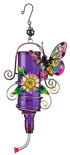 Regal Art And Gift Hummingbird Feeder Butterfly Home