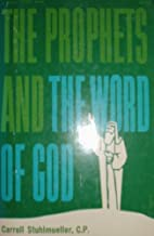 The Prophets and the word of God by Carroll…