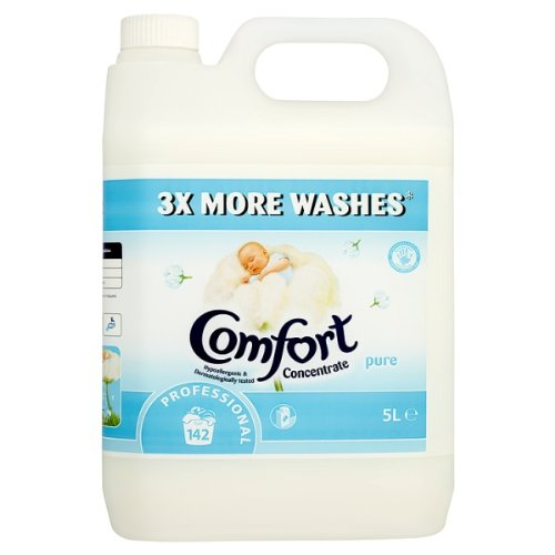 Comfort Concentrate Professional Pure 142 Washes 5L