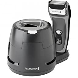 Remington Advanced Cleaning System With The Foil Shaver-2Pack