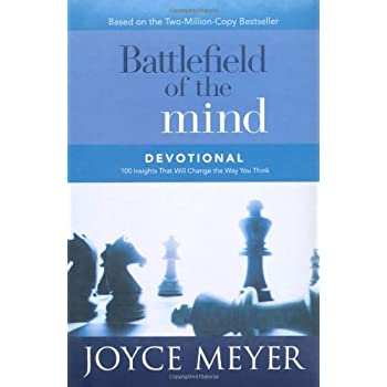 Set A Shopping Price Drop Alert For Battlefield of the Mind Devotional: 100 Insights That Will Change the Way You Think