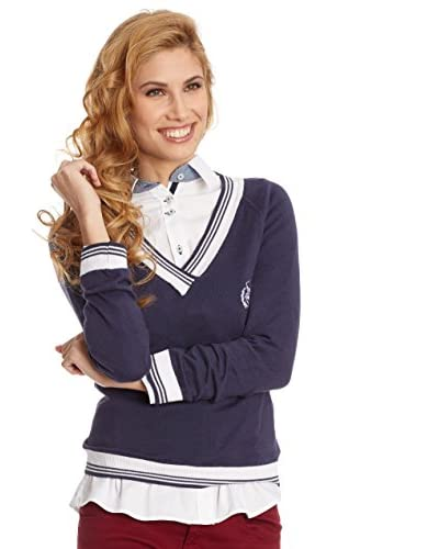 POLO CLUB CAPTAIN HORSE ACADEMY Pullover Classic [Blu Navy]