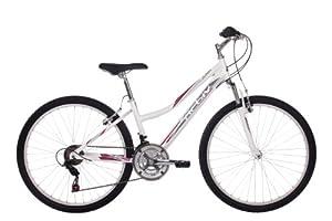 Activ Women's Jura Mountain Bike - (White, 14 Inch, 14 Inch, 26 Inch)