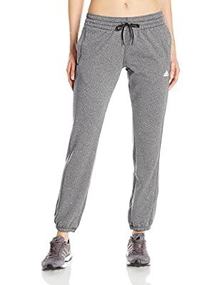 adidas Performance Women's Ultimate Regular Fit Fleece Pants