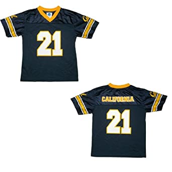 NCAA California Golden Bears Youth Athletic Short Sleeve Jersey Shirt by NCAA