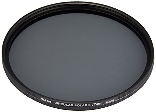 Nikon C-PL-II Filtre Polarisant circulaire 77 mm