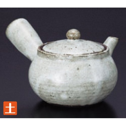 teapot kbu493-03-782 [360cc] Japanese tabletop kitchen dish Shigaraki red clay teapot nonvitreous teapot No. 2 [ 360 cc ] farm product inn restaurant tableware restaurant business kbu493-03-782