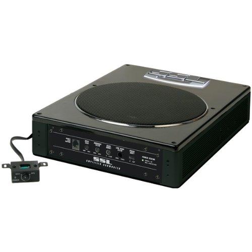 Ssl Lopro8 Amplified Subwoofer System 8-Inch 600-Watt