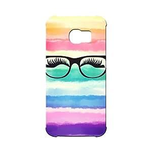 BLUEDIO Designer Printed Back case cover for Samsung Galaxy S6 Edge - G3995