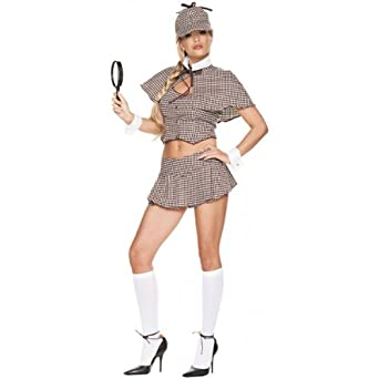 Sexy Sleuth Detective Costume