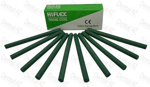 Hiflex Bâtonnets Thermoplastiques pour Empreintes, ISO Fonctionnelle Reline, 90g