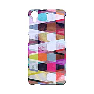 BLUEDIO Designer Printed Back case cover for HTC Desire 728 - G5046