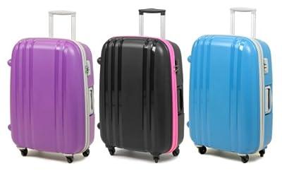 Rock Twist - Strong Lightweight Polypropylene Hardshell Spinner Luggage