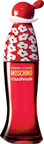 Moschino Cheap and Chic Chic Petals Eau de Toilette Spray 100ml