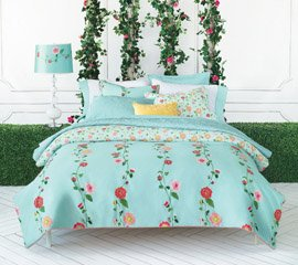 Lemonade Tea Party Comforter Set