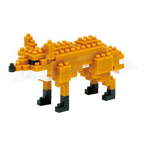 Kawada KAWADA NanoBlock FOX () Building Kit - 1