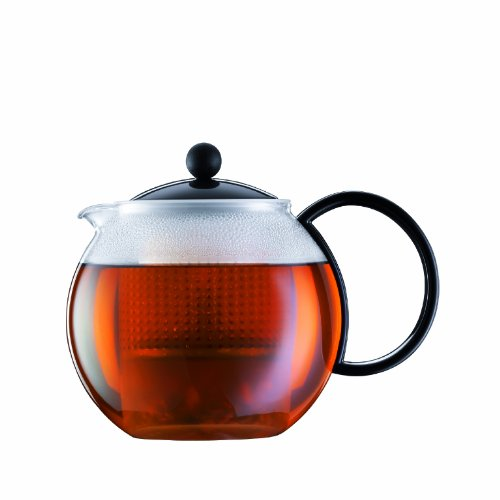 Bodum Assam 4-Cup Tea Press Teapot