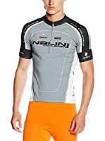 Nalini Maillot Ciclismo Argentite (Gris)