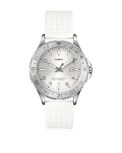 Timex Orologio al Quarzo Kaleidoscope Bianco 42  mm