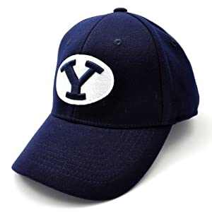 ncaa byu cougars premium collection one fit